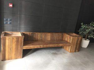 אדניות יפו | אדניות עץ, תכנון והקמת גינות גג, פרגולות עץ - אוהבים עץ, אדמה ויצירה בהתאמה אישית