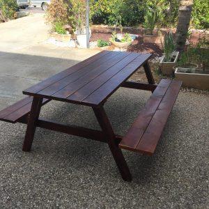 """שולחן קק""""ל סטנדרטי 180/150"""